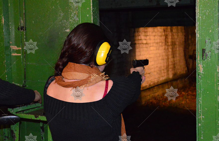 King of Shooting - Bucharest Shooting Range